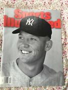 """Sports Illustrated Aug 21st 1995, Special Edition After Mantles Death """"mint"""""""