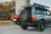 Rear Bumper With Swing Out For Toyota Landcruiser 100 Lexus Lx470 Dobinsons