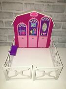 Barbie And Her Sisters In A Pony Tale Horse Stable Playset Ranch Barbie Doll Toy