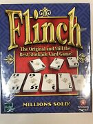 1998 Flinch Game By Winning Moves Complete - Sealed / New Rare Collectible