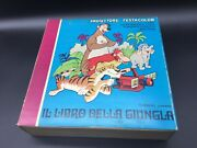 1968kenner Give A Show Projector Disney Jungle Book Rare New Old Stock Nib