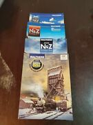 Walthers - Walthers 2009 2010 2012 2013 Nandz Scale Reference Book