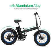 Ecotric 20 36v12.5ah Folding Electric Bicycle Ebike E Bike Electric Motorcycle