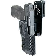 Black Scorpion Gear Pro Heavy Duty Competition Holster Fits Heckler And Koch Vp9
