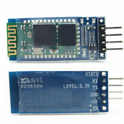 Hc-05 Wireless Serial 6 Pin Bluetooth Transceiver Module Rs232 Master Slave L99