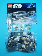 Lego Star Wars Set 8095 General Grievous' Starfighter Complete Euc W/ Minifigs