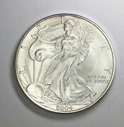 2004 Silver Eagle - Bu - Out Of Original Tube - Last Ones