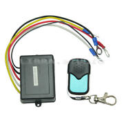 15m Wireless Remote Control Kit Keyring 12 Volt For Truck Jeep Atv Suv Winch S99