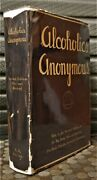 Alcoholics Anonymous 2nd Edition Signed By Bill W. 1st Printing Xmas 1955