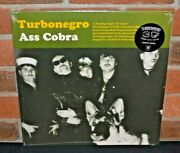Turbonegro - Ass Cobra Limited 30th Anni White Colored Vinyl Lp New And Sealed