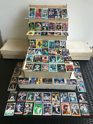 Huge Collection Of Over 25000 Baseball Cards From 1987 - 1997