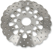 Ebc Brake Rotors For Big Twin Models 10-button Rear-wide Band Contoured Rsd018c
