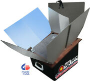 All American Sun Oven - The Ultimate Solar Cooking Appliance / Solar Stoveandnbsp