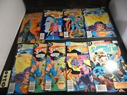 Worlds Finest Lot Of 9 Issues 310 317 318 318 319 319 320 322 And 323
