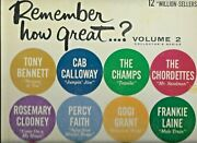 Remember How Great... Volume 2 Collector's Series/lp