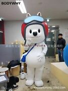 Dog Mascot Costume Suits Cosplay Party Game Dress Outfits Clothing Advertising
