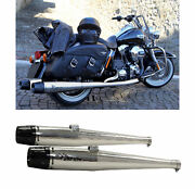 Mohican Arrow Full Exhaust Exhaust Lucido Harley Davidson Touring 2011 11