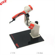 110 Welding Robotic Arm Simulator 6-axis Mechanical Arm Gift Teaching For Igm