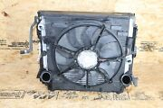 Front Clip Cooling Core System Condenser Radiator Ac Fan Assembly Oem Bmw E70 2