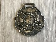 1911 Connecticut Fire Insurance Co Hartford Watch Fob