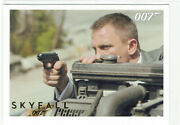 James Bond Autographs And Relics 2013 Gold Skyfall Card Selection Your Choice /100