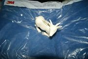 Lenox The Jewle Collection White Goat With Green Stones Very Rare