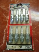 Champion F9y Spark Plugs - Package Of 8 - New Old Stock