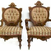 7938 Victorian Arm Chairs 4