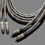 Straight Wire Virtuoso R2 Audio Cables 1.5 Meter Rca Pair