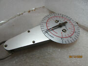 Vintage W.m. Welch Scientific Co. Chicago 18 Newtons Spring Scale Gg3a