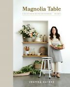 Magnolia Table Cookbook Volume 2 Joanna Gaines First Edition Signed 2020 New