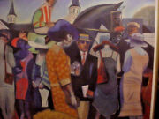 Spring Sale Kentucky Derby 2002 Wall Art Derby Poster By Churchill Downs