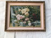 Art Painting/ 15 Frames /3 Vintage Lamp And Dodge Truck Local Pickup / Cash Only