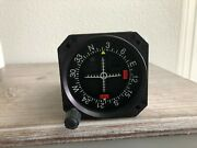 Mid Continent Vor/loc And G/s Cdi Indicator P/n Md200-306 With Faa Form 8130-3