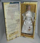 Talking Action Figure Pope John Paul Ii Timecapsule Toys Limited Edition 10000