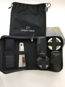 Jaquet Droz Jd Watch Shoe Cleaning Set Case Leather Pen Holder Stationary