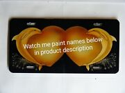 Licence Plates Stans Airbrush Buy More From Site For Discount Contact For And039s