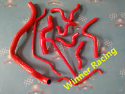 9 Pcs Silicone Radiator And Heater Hose For Saab 9-3 1.8l/2.0l Turbo 2003-2014