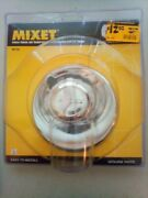 Mixet Mxt04 Deluxe Volume And Temp Control Handles Open Box H4