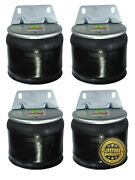 Pack Of 4 Air Spring Bag For Kenworth Trucks Replaces W01-358-9616 , 1r11-242