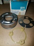New Old Stock Steering Wheel Horn Cup1963-1970 Gm Chevy Standard Wheel B28