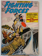Dc Comics Our Fighting Forces 72 1962 Jerry Grandenetti Cover