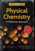 Physical Chemistry A Molecular Approach By Mcquarrie 1 Ed Intl Ed