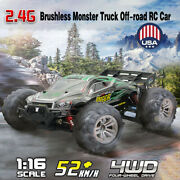 Q903 Brushless 2.4g 116 4wd 52km/h High-speed Off-road Rc Car Extra Car Cover