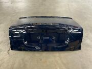 2004-2017 Rolls Royce Phantom Rear Trunk Lid Deck Lid Tailgate Oem