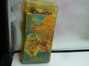 Heroes On Hot Wheels Vhs Tape W/exclusive Car Venice Carnival Panic Pan American