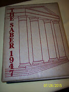 1 Kentucky Military Institute 1947 Or 1948 Yearbook Annual Lyndon Ky, Venice Fl