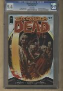 Walking Dead 27 Key🔑 Issue 1st App. The Governor Woodbury Nm Cgc 9.4