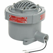 New Federal Signal Horn 120vac Explosion-proof