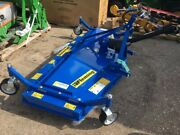 Fleming Fm230 2.3 Meter Finishing Mower 30+hp Required Tractor Farm Field Grass